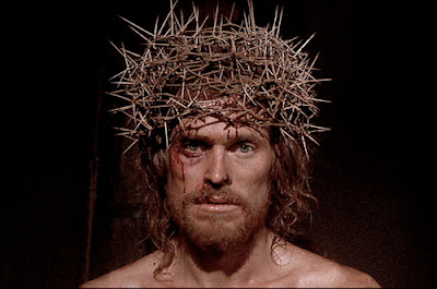 Willem Dafoe as Jesus Christ in The Last Temptation of Christ