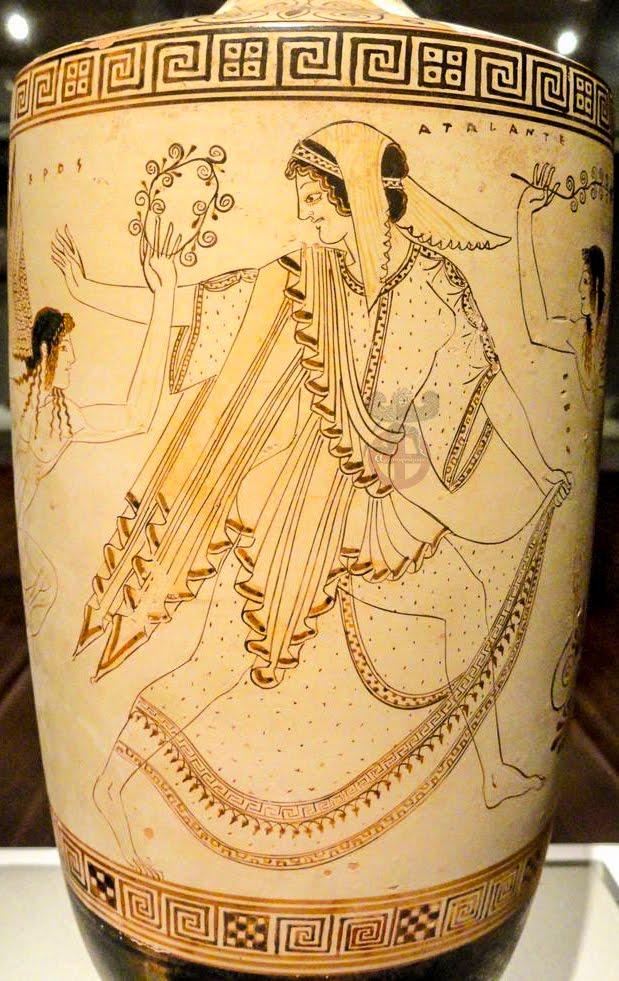 Αταλάντη ,η μοναδική γυναίκα Αργοναύτης