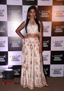 Actress Pooja Hegde New Pos at LFW Summer 2017  0006.jpg
