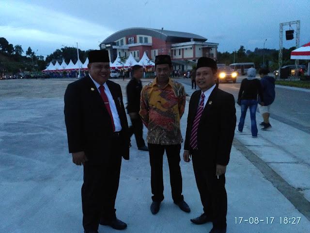 IMG 20170817 182751 - Ada yang berbeda  upacara HUT RI yang Ke – 72 tahun di Kota Tarakan.