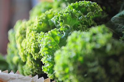 Bổ sung collagen cho cơ thể bằng rau xanh