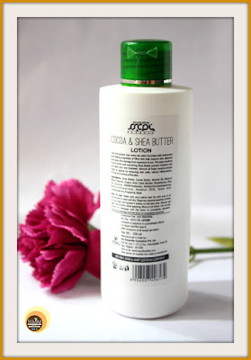 REVIEW: SSCPL HERBALS COCOA & SHEA BUTTER LOTION (FOR EXTRA DRY SKIN)
