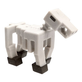 Minecraft Series 3 Horse Mini Figure