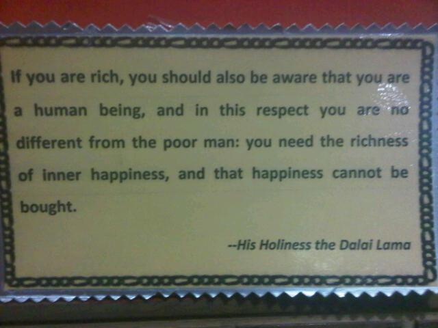 Marc India Nepal Spreuken Van De Dalai Lama