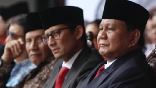 Prabowo Janji Menaikkan Gaji Hakim, Jaksa dan Polisi Baik