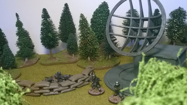 bolt action scnery german radar objective base