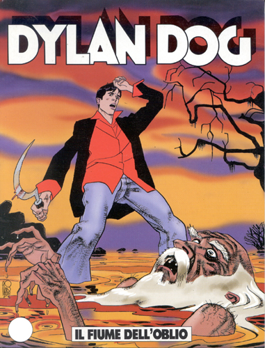 Dylan Dog (1986) 168 Page 1