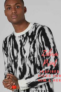 Shopping, Style and Us: India's Best Shopping and Self-help blog- Zebra Muhair Jumper by Topman