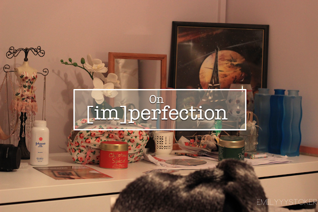 perfectionism as a mental illness symptom
