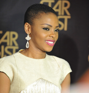"Entertainment: ""I was born blind"" – Chidinma Ekile"