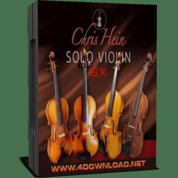 Download Chris Hein - Solo Violin KONTAKT Library