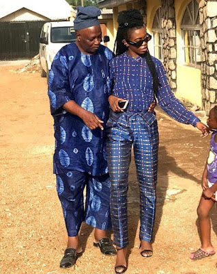 grace ladoja nigerian father