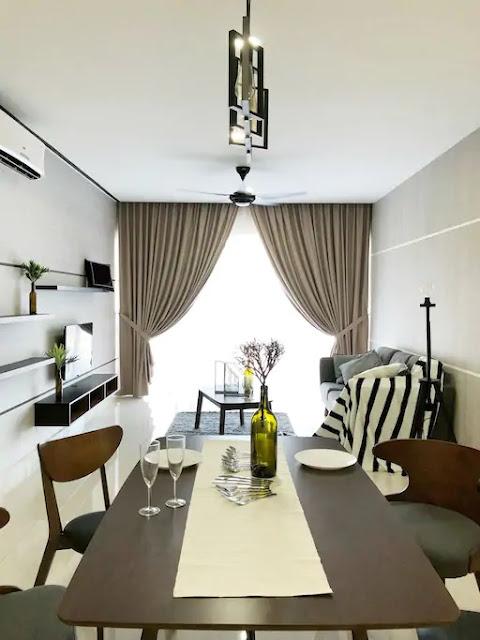 Homestay airbnb menarik di Legoland