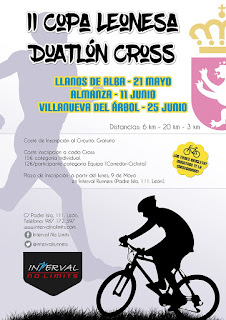 Copa Duatlon Cross