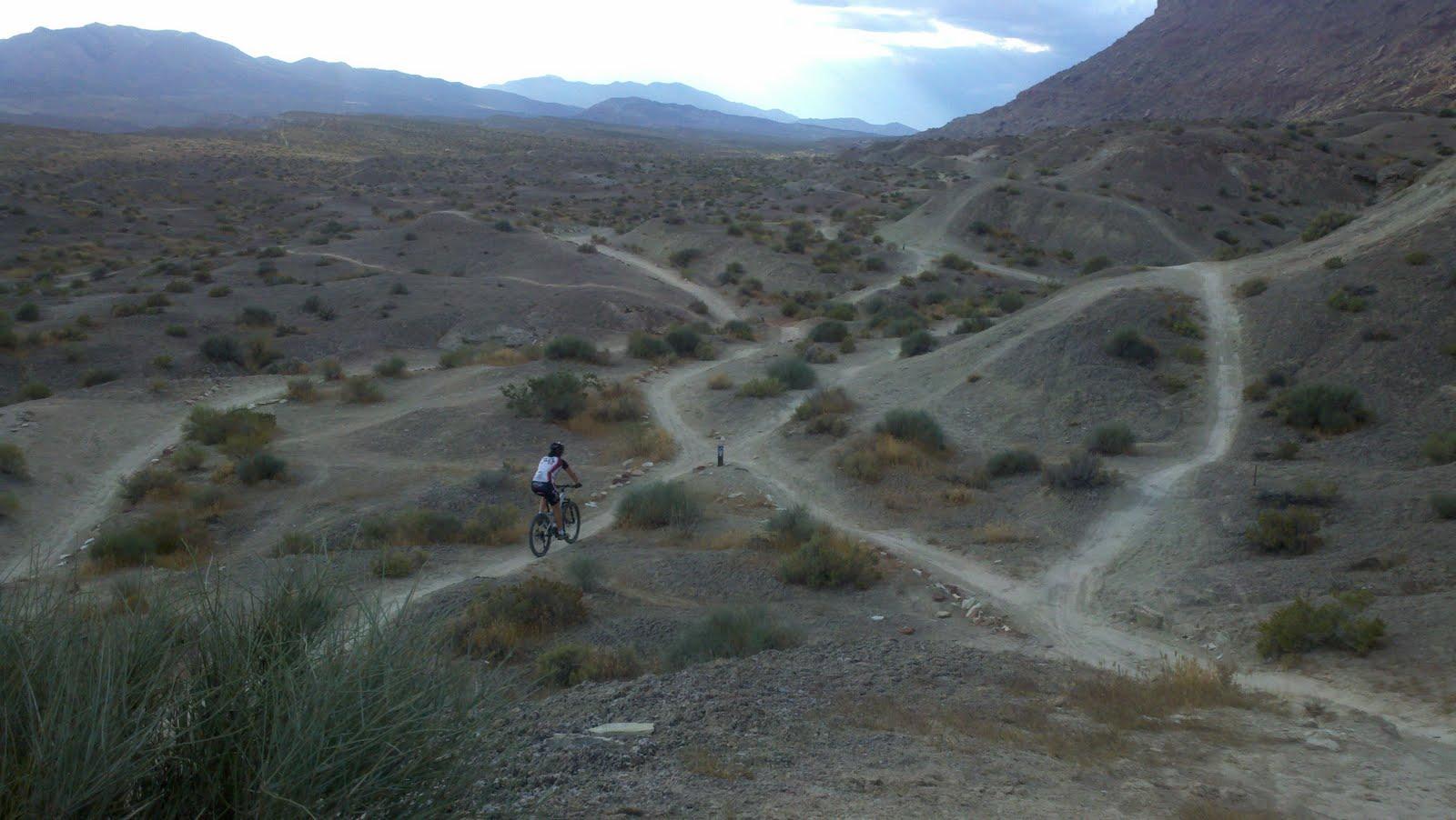 Mountain Bike Race Team Cedar City Fire Road 100k