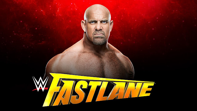 Download: WWE Fastlane 2017 Official Wallpaper (feat: Goldberg), You can download HQ official wallpaper right from the official source by clicking below download button.