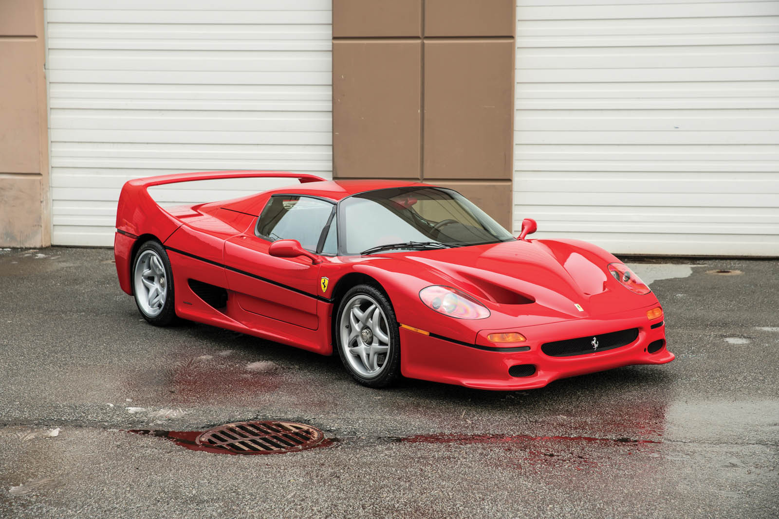 Mike Tysons Ferrari F50 Is Up For Grabs 30 Images