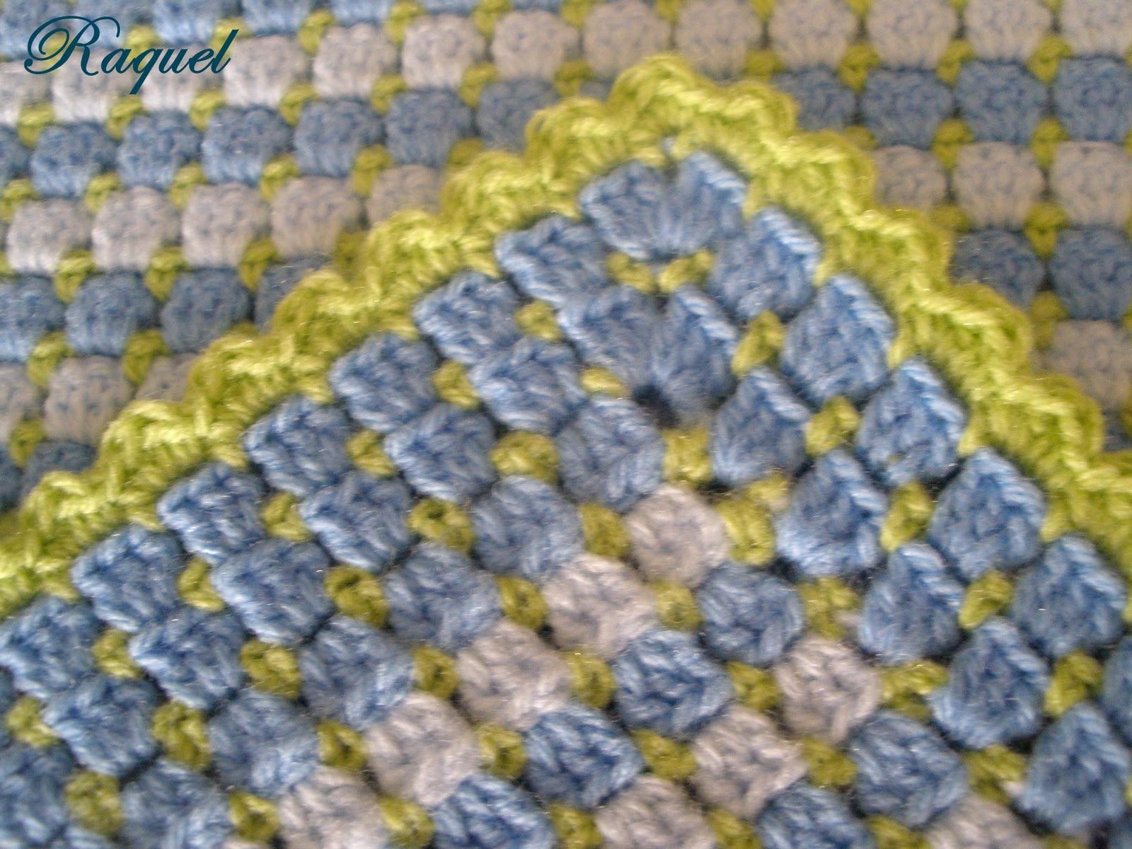 Famoso Libre Shell Crochet Patrón Manta De Bebé Motivo - Ideas de ...