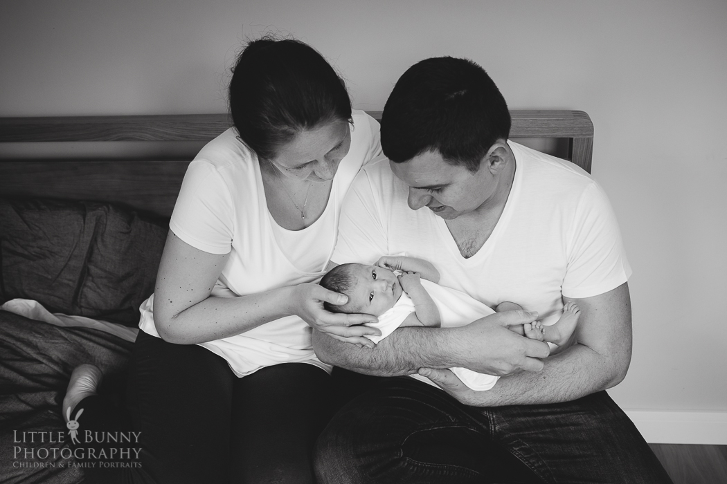 Posh Newborn Photograhper London