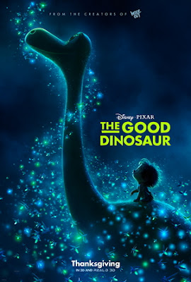 Poster film The Good Dinosaur