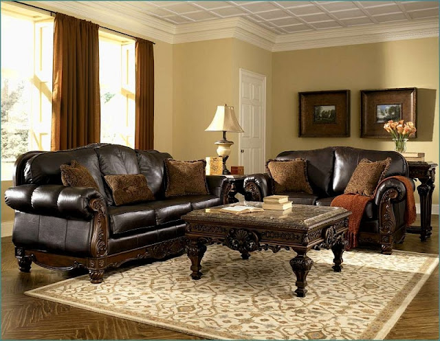 Impressive Delightful Interior Ashley Furniture Living Room Sets 999