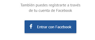 Registrarse facebook encueston