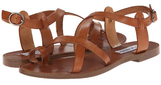 Steve Madden Agathist Sandals only $28 (reg $60)