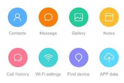 Fungsi Sinkronisasi Mi Cloud di HP Xiaomi
