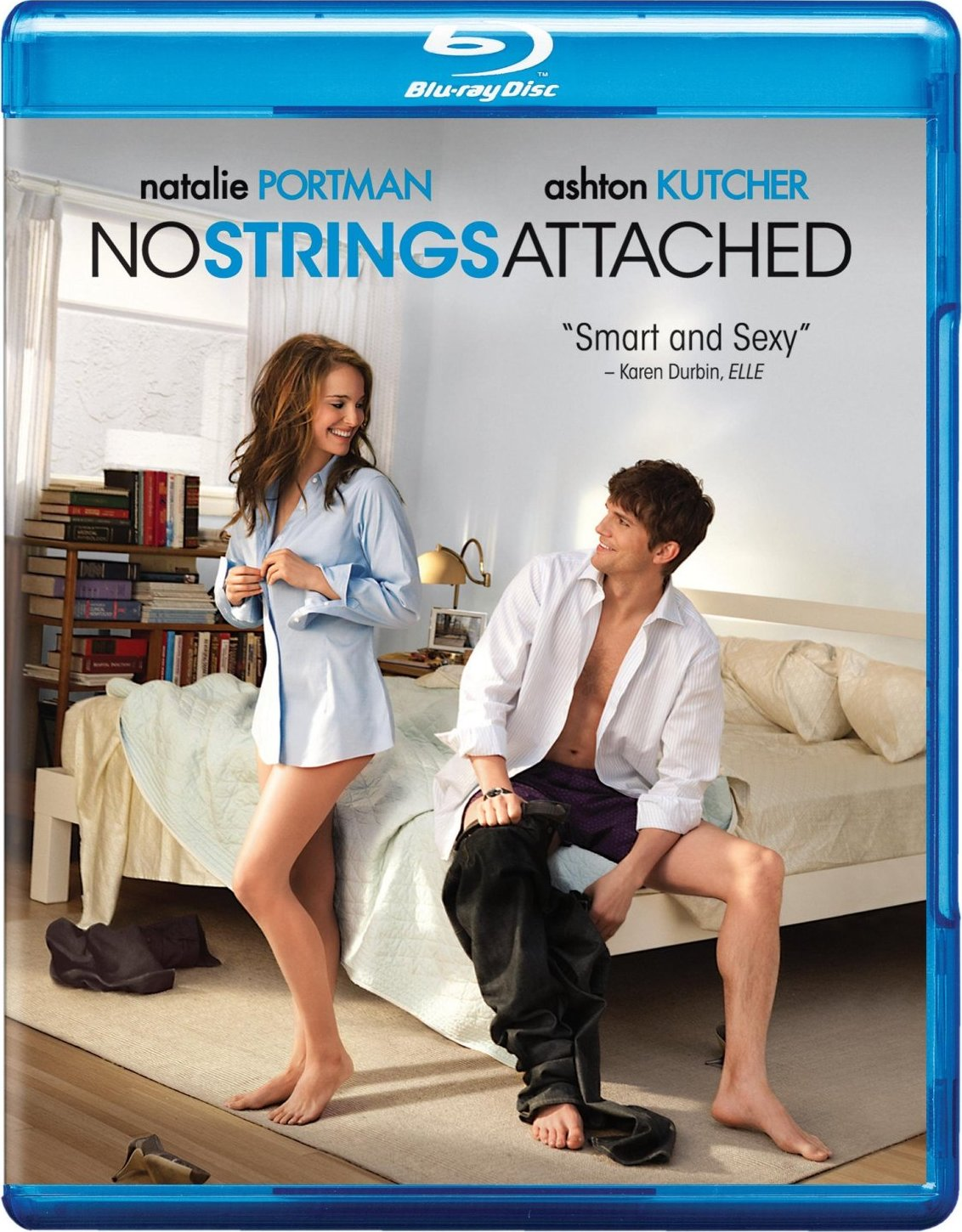 No Strings Attached 2011 Hindi Dual Audio 720p BluRay 800MB x264