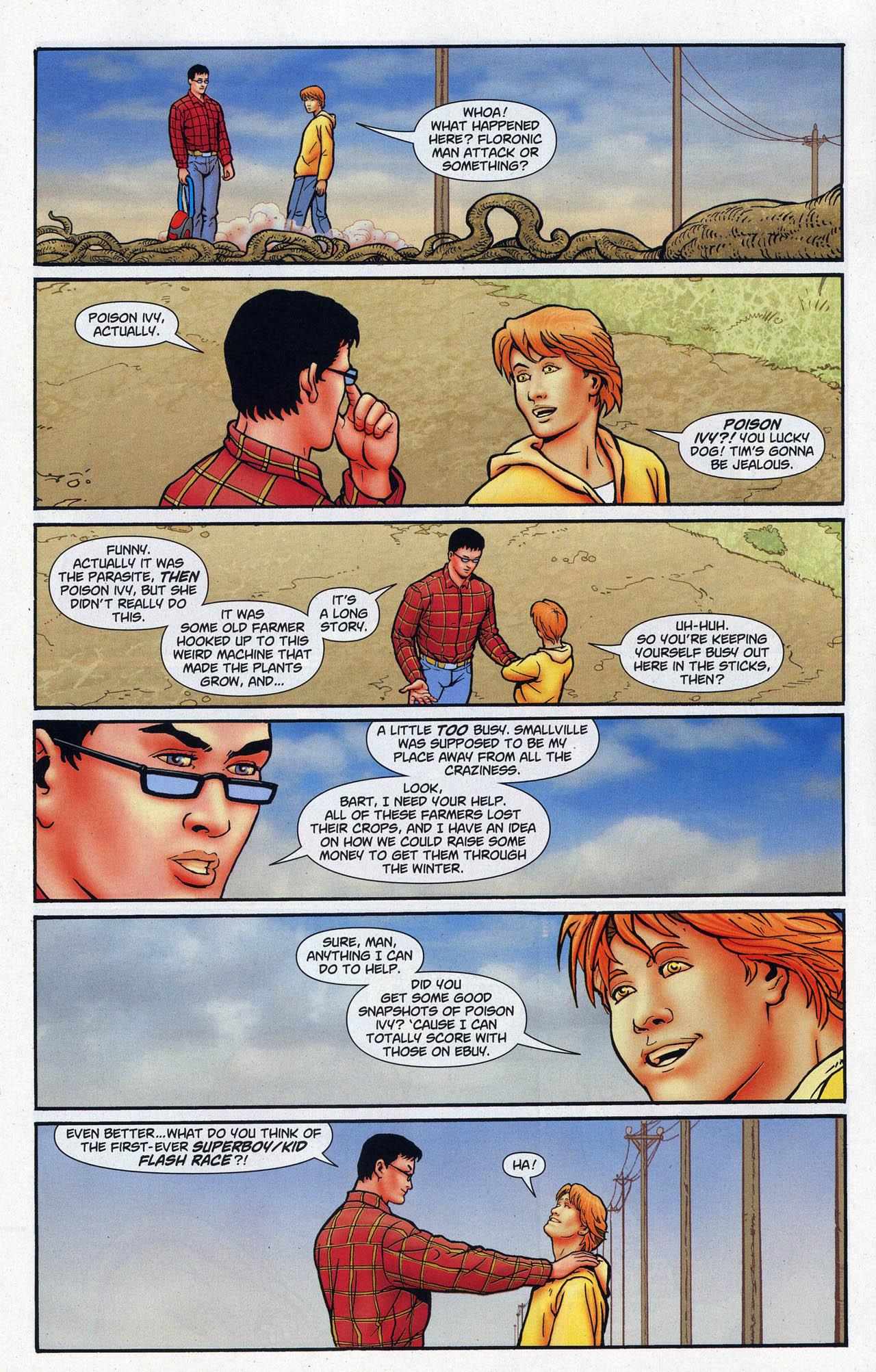 Superboy [I] Issue #3 #3 - English 12