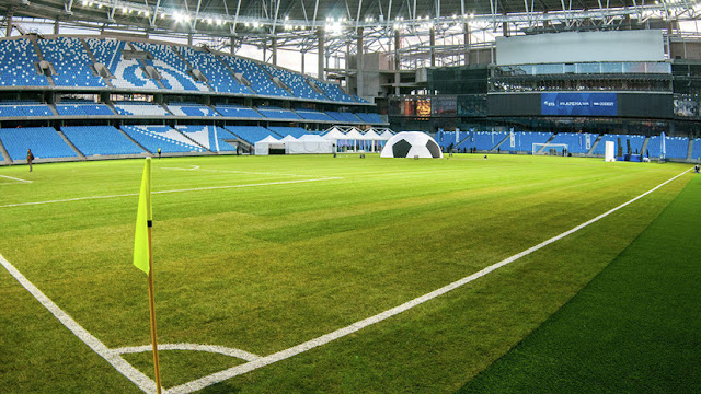 Поле стадиона «Динамо» допущено к проведению матчей РПЛ