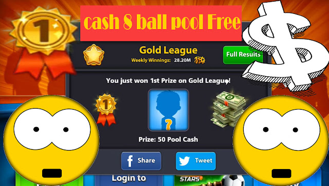 cash 8 ball pool Free