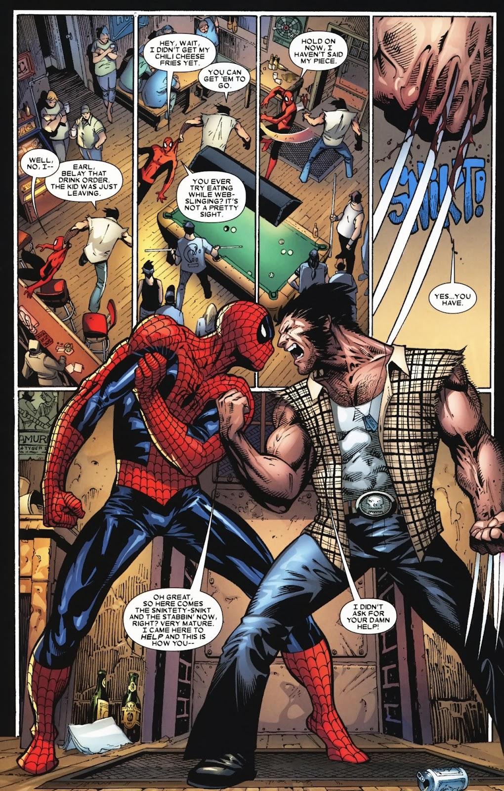 Read online Wolverine (2003) comic -  Issue #74 - 18