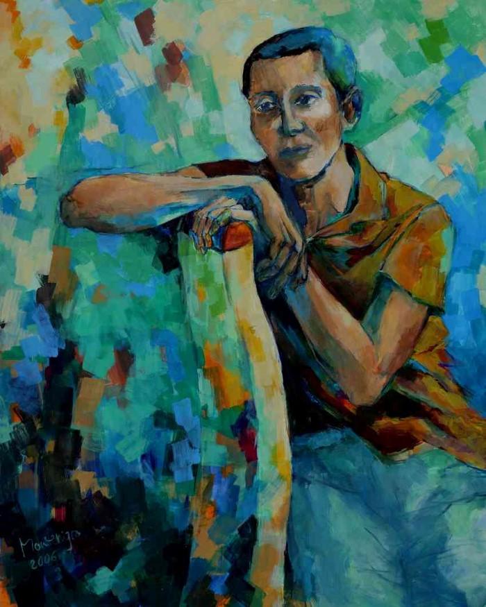 Miriam Montenegro