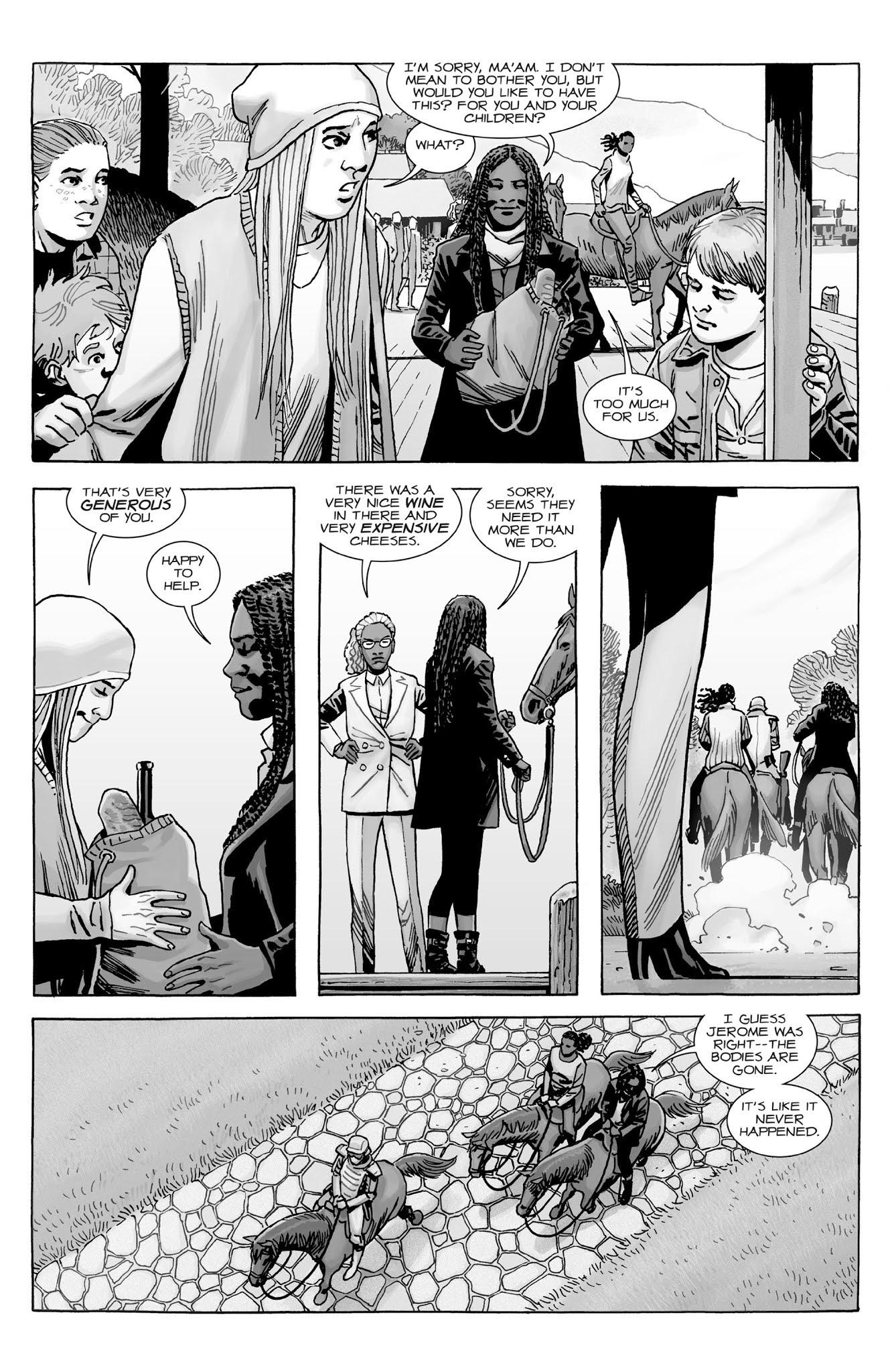 The Walking Dead #183 #189 - English 14