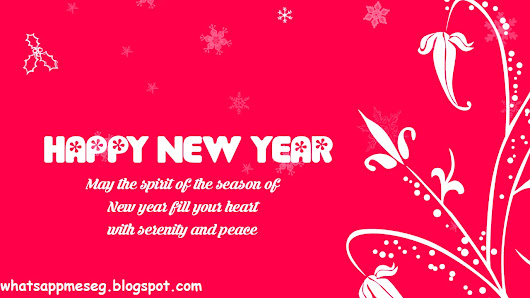 Happy-New-Year Quotes for Whatsapp Best Inspirational New Year Quotes!