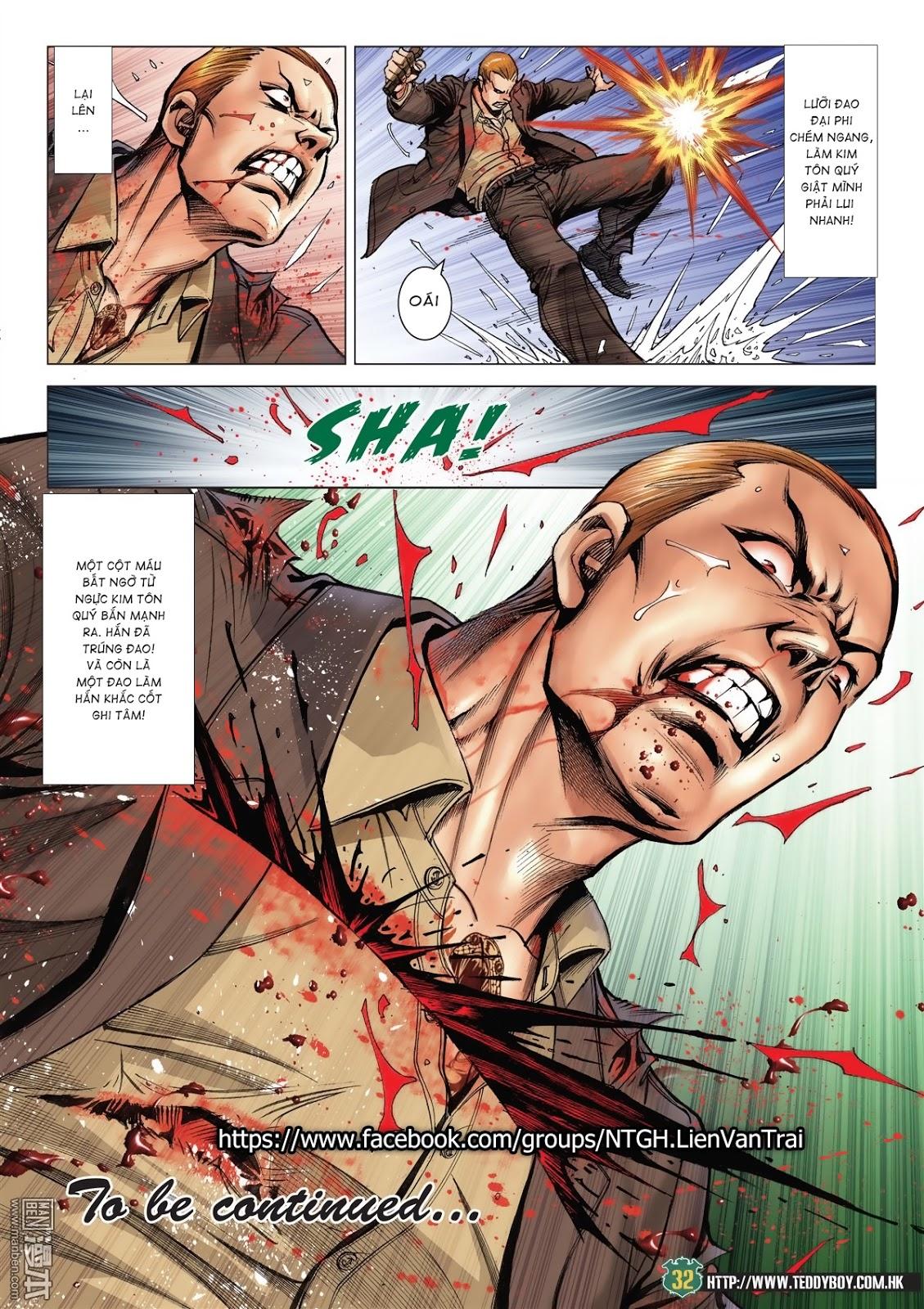 Người Trong Giang Hồ RAW Chương 2033 - NhoTruyen.Net