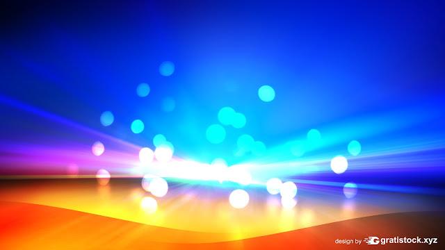 Free Download Background Wallpaper Bokeh Light Effect