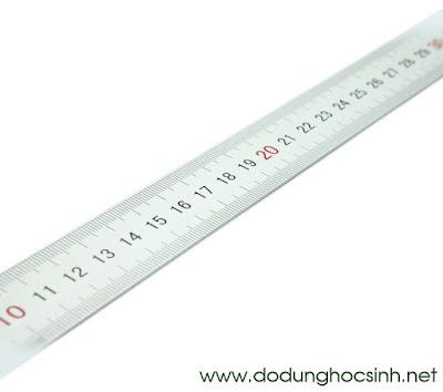 Thước nhôm 30 cm (ARL96027)