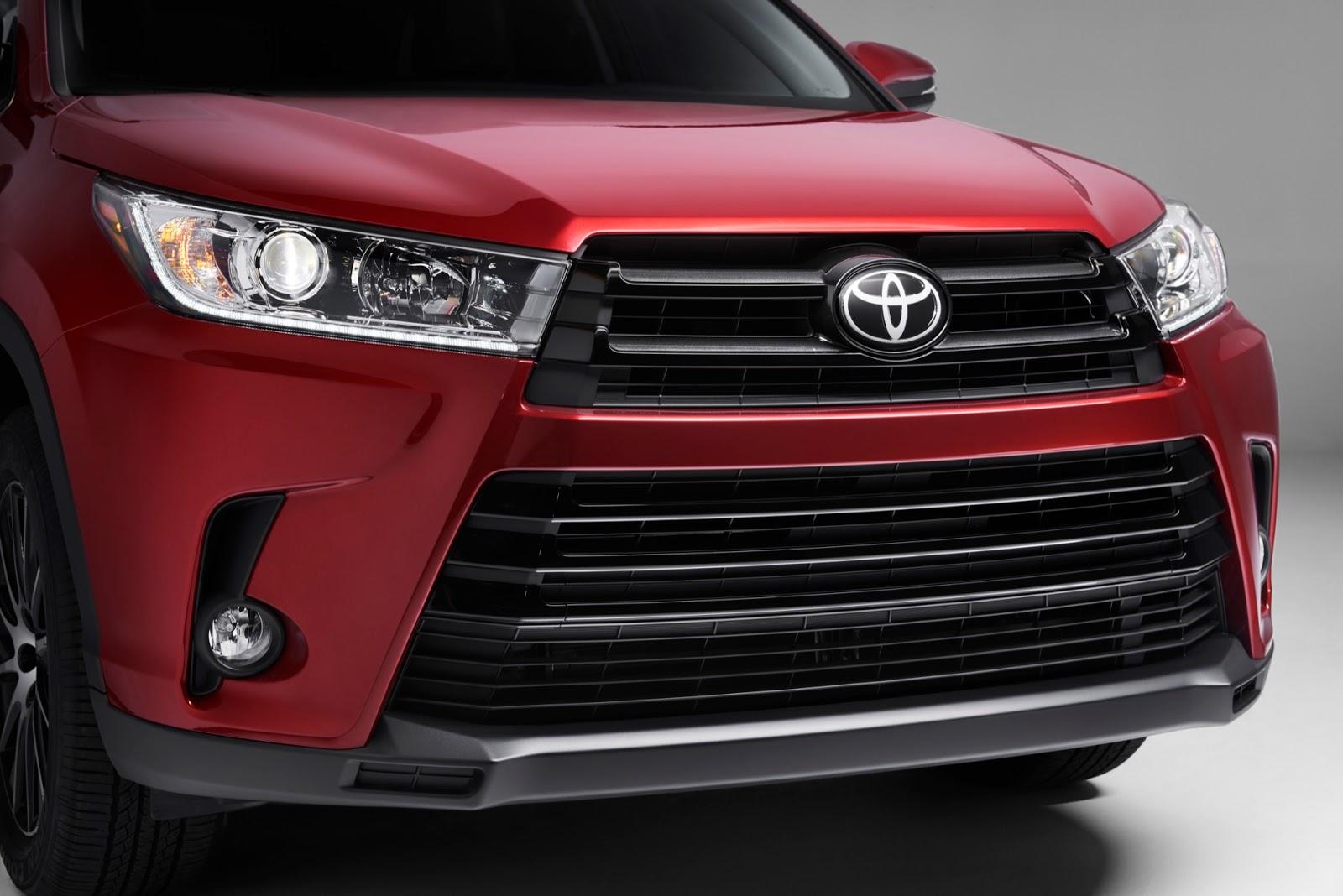 Đánh giá xe Toyota Highlander 2017 - Sang, mạnh & rộng hơn