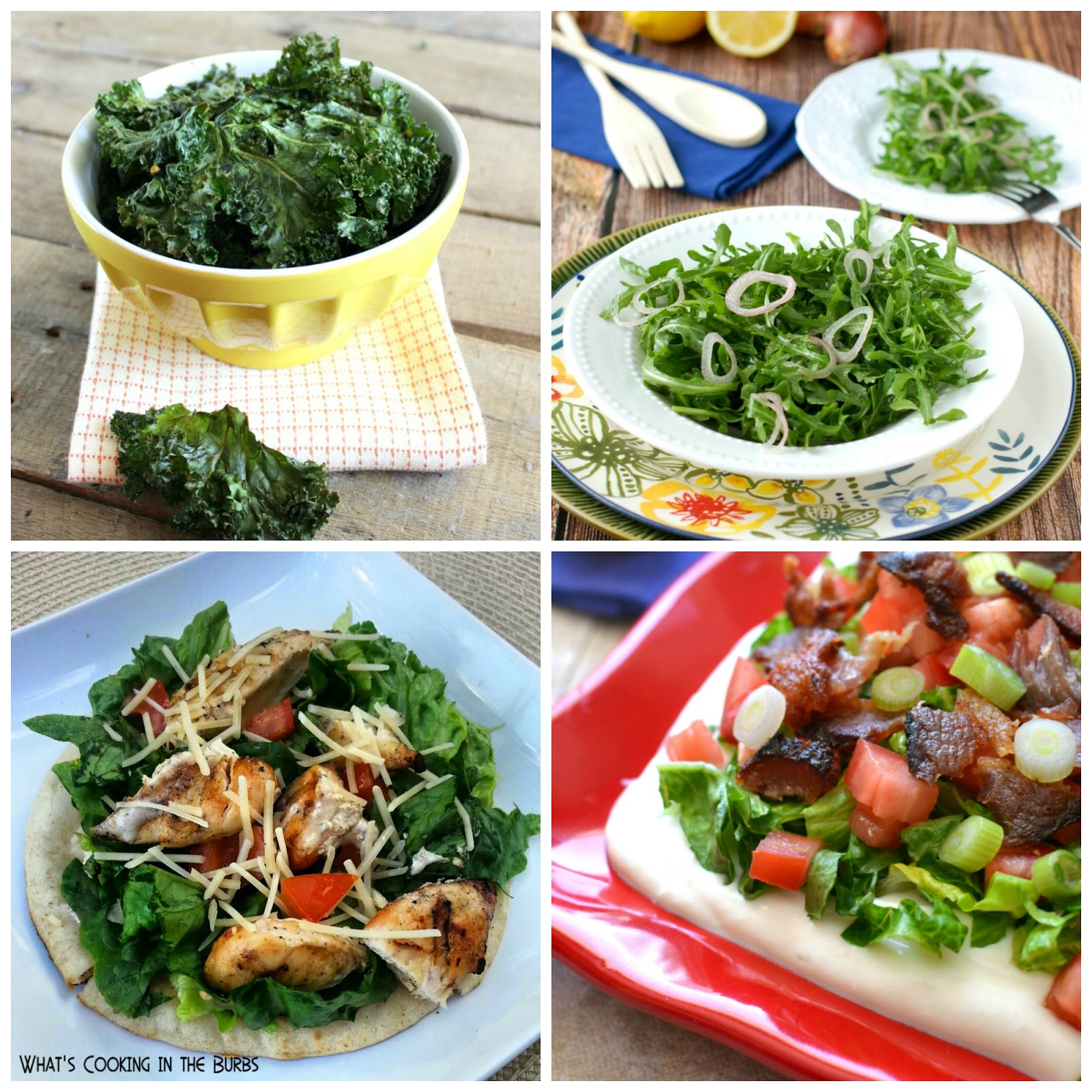 4 13 Salads & Side Dishes 14