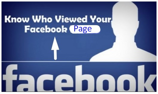 can you see who looks at your facebook page