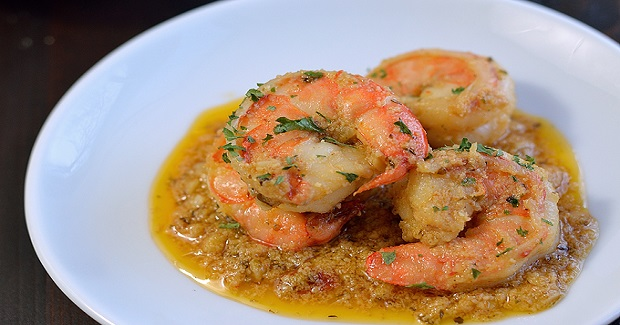 Cajun Garlic Butter Shrimp Recipe