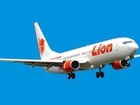 Sempat Hilang Kontak, Pesawat Lion Air Terjatuh