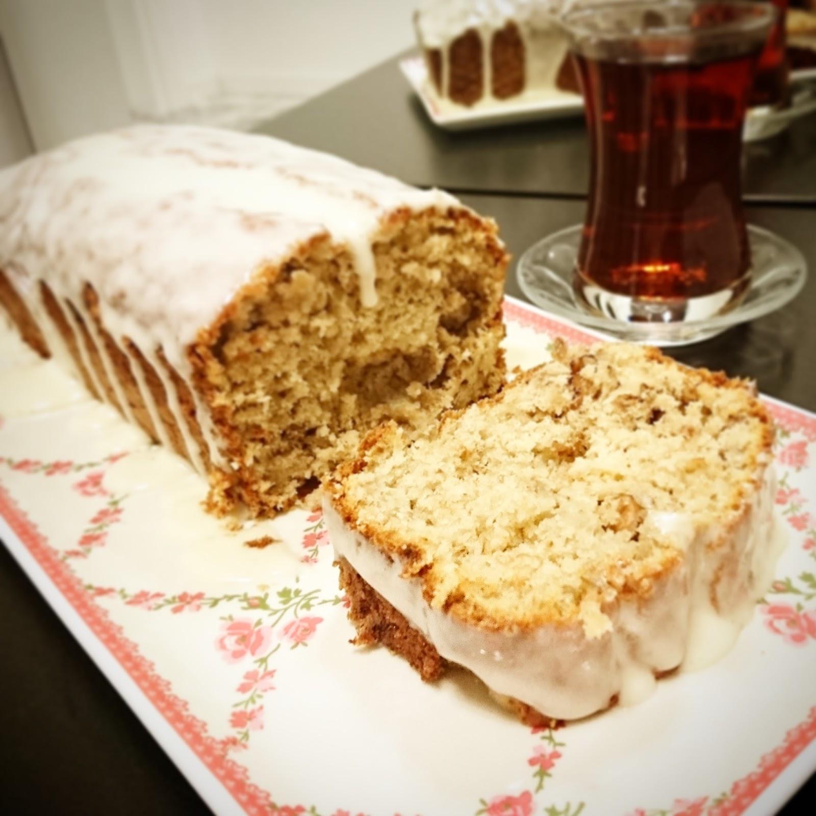 Muzlu cevizli kek tarifi