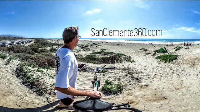 Trestles Surf Check 360° Video