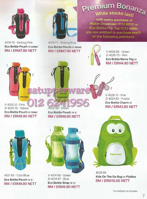 Tupperware Flyers Bonanza 4th June - 30th June 2016