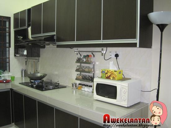 Aku Awek Kelantan Projek Kabinet Dapur Part 2