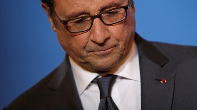 Inician el proceso parlamentario para intentar destituir a Hollande