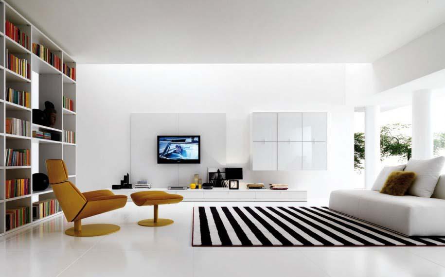 Desain Ruang Interior Mewah Untuk Rumah Klasik Modern Minimalis